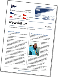 CCW Newsletter May 2015
